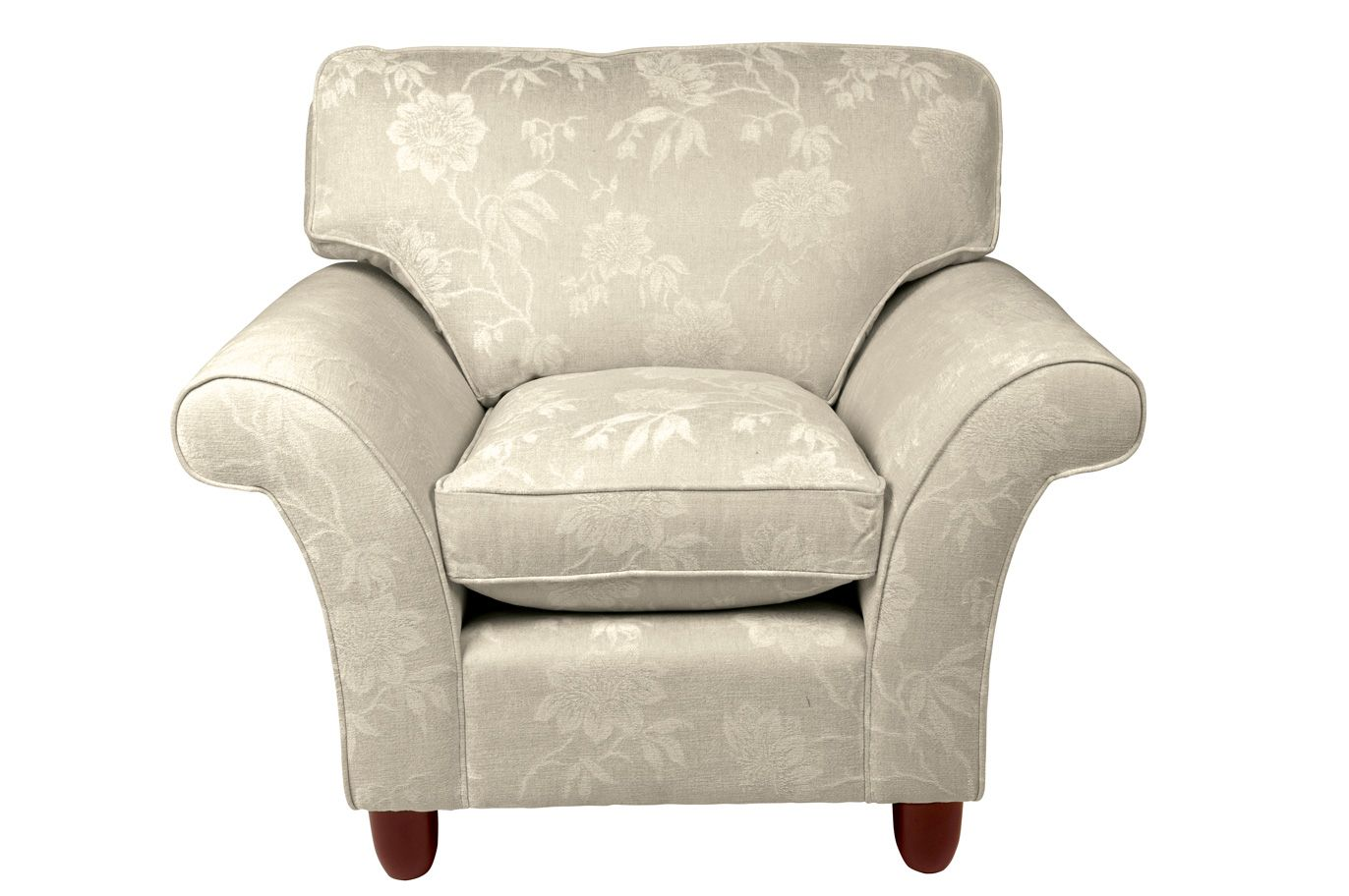 Fairmont Sofa Laura Ashley Soft Chair Armchair In Beige Damask Fabric From Ghost Furniture