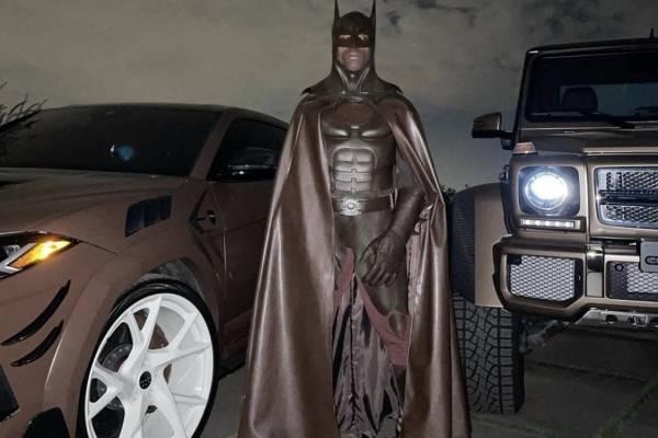 Travis Scott Cierra Su Cuenta De Instagram Luego De Insultos Racistas Por Disfraz De Batman Publimetro Mexico Instagram Fond Ecran