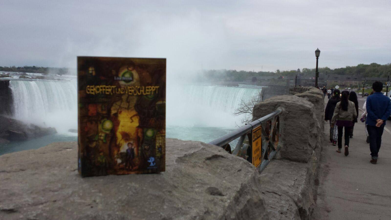 #Immerstadt ist auch an den #Niagarafällen