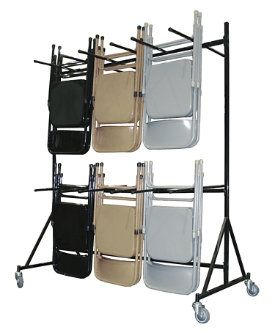 If You Have Ever Needed A Way To Store Your Chairs In An Organized And  Simple Way, Then You Need The Brawn Series Folding Chair Truck.
