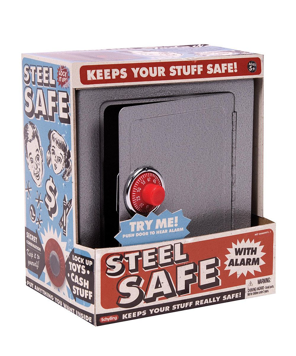 Look at this Steel Safe With Alarm on zulily today