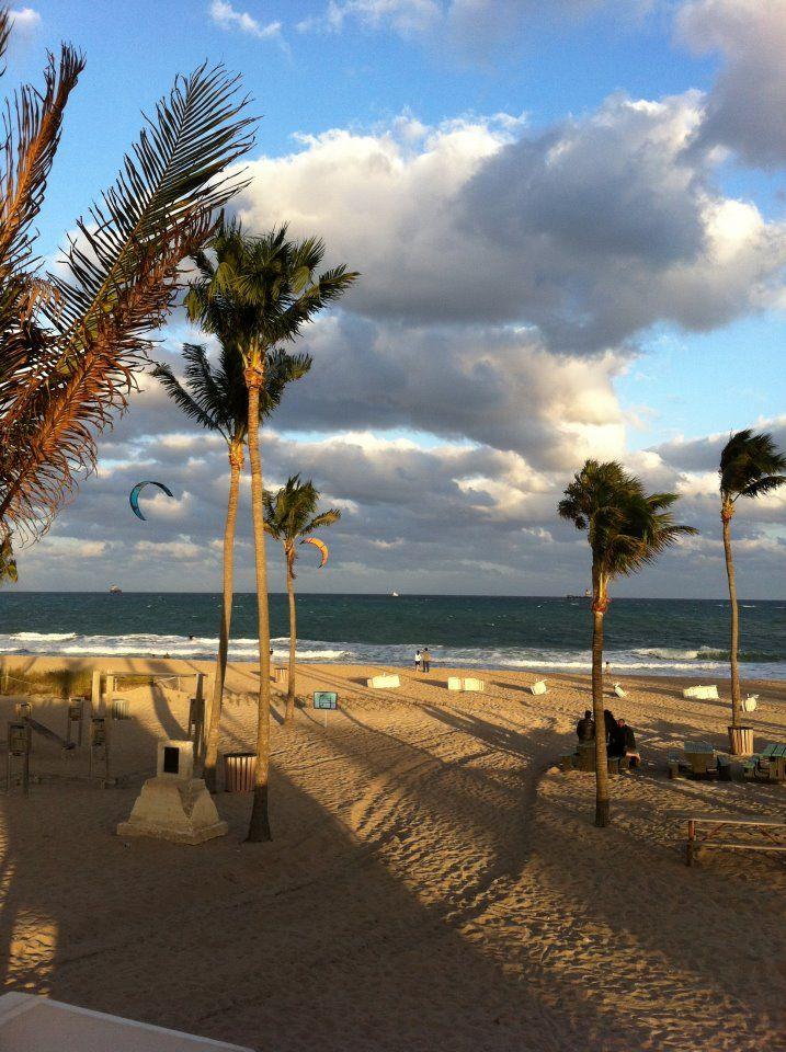 Ft Lauderdale Beach 12/2011