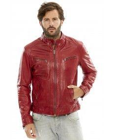 red leather <3 Daytona