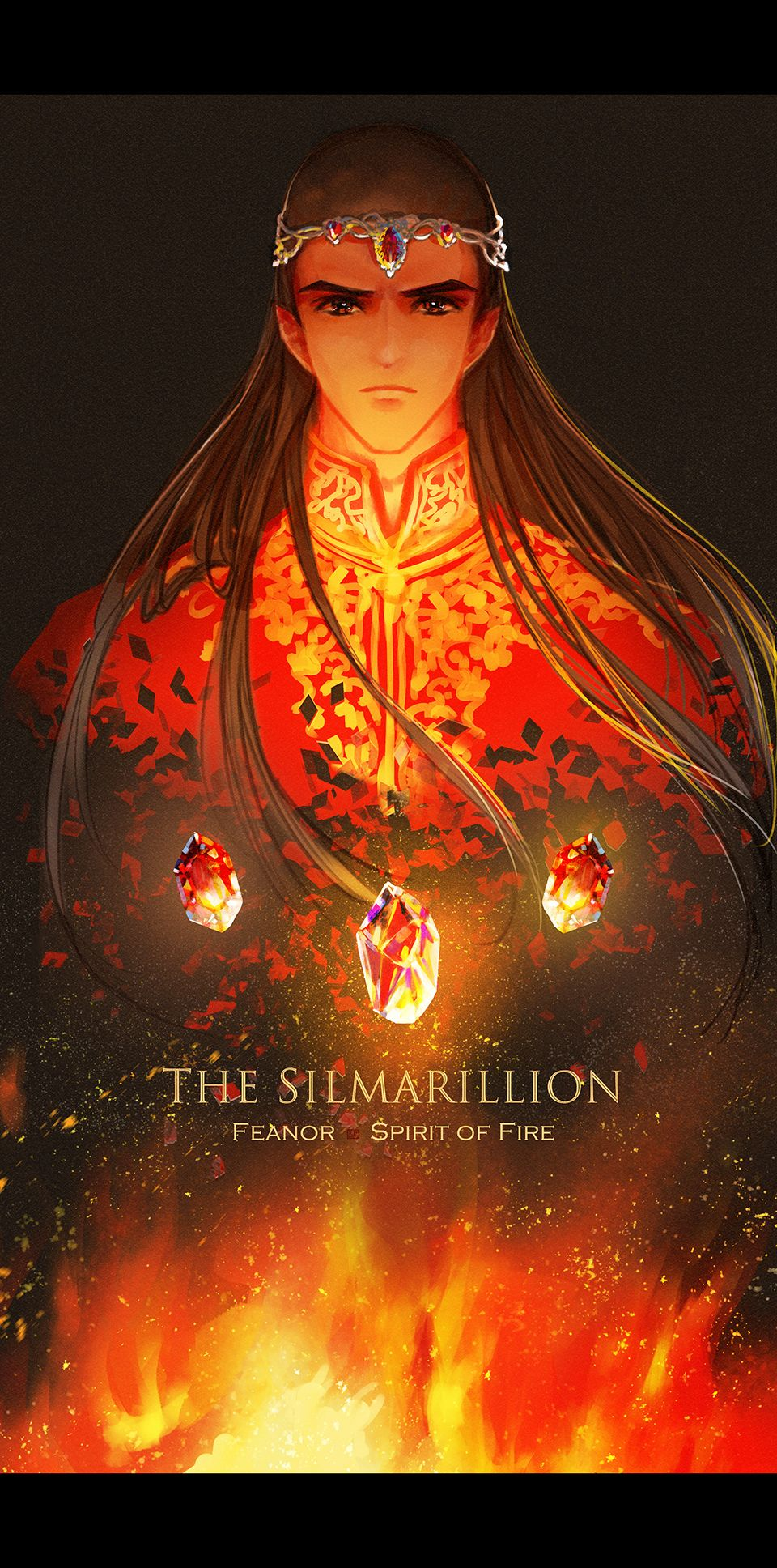 феанор Feanor And Feanorian Tolkien Lotr Middle Earth