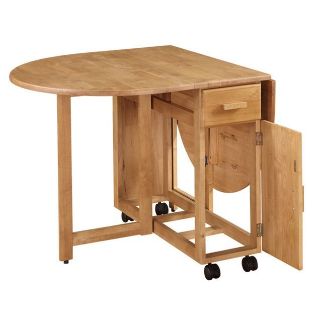 Oak Effect Stowaway Extending Table Projects To Try