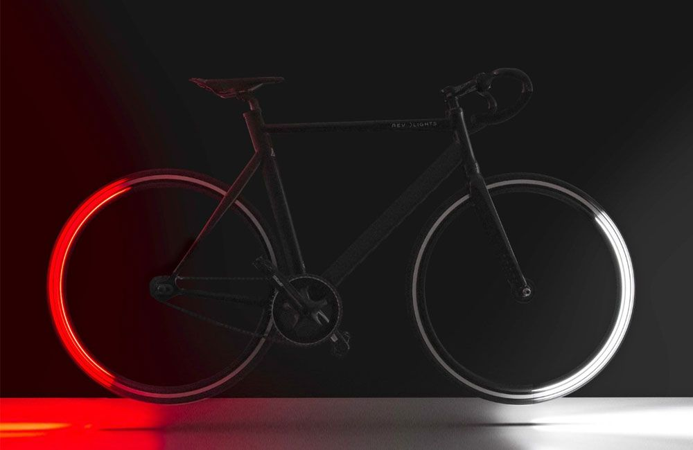 Fahrradbeleuchtung Revolights Lasst Sich Jetzt Auch Gunstig Nach