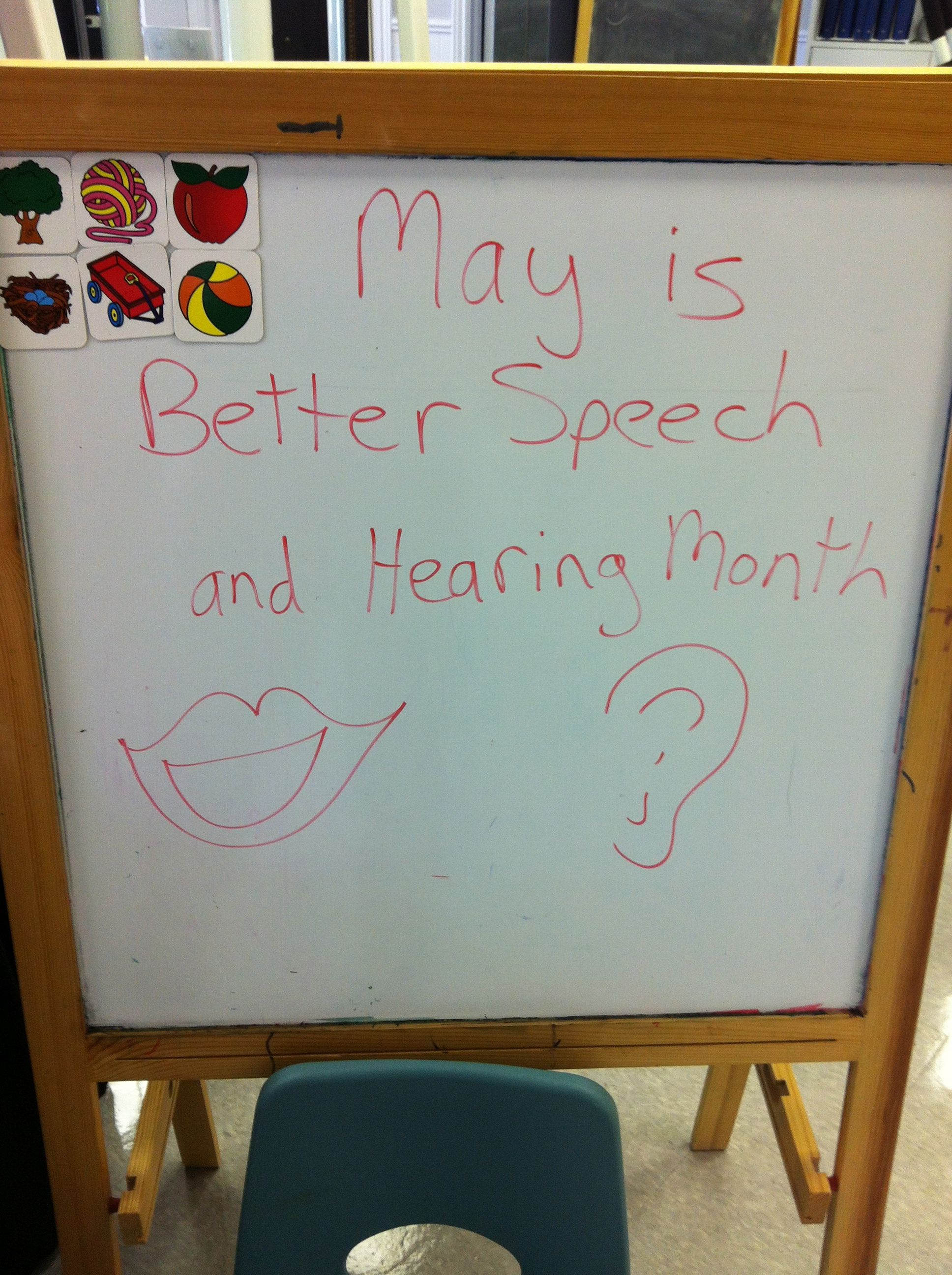 May is better speech hearing month speech and hearing