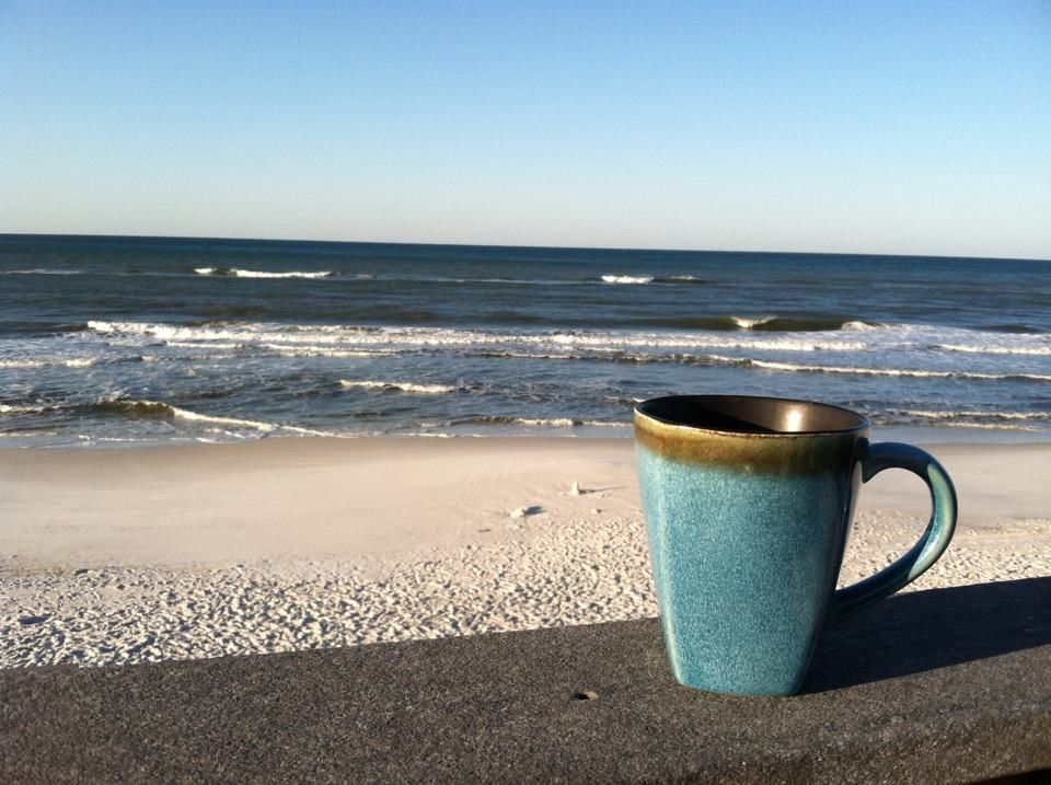 Coffee On The Beach With Images Coffee Love Coffee Beach