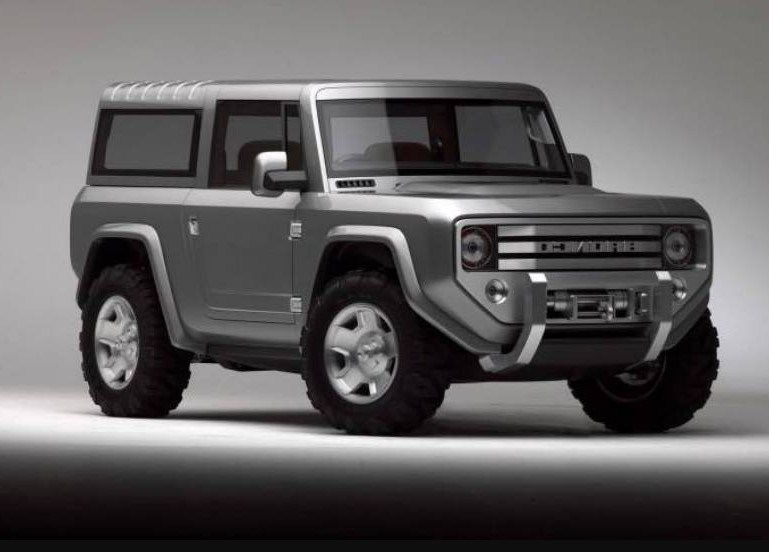 2020 Ford Bronco Because The Wrangler Can T Have All The Fun