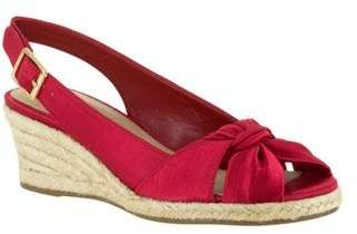 98d63d663bc Bella Vita Women's Seraphina Ii Slingback Espadrille. | Being happy ...