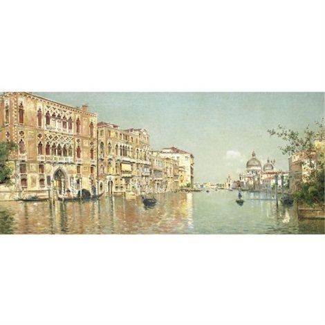 View past auction results for Antonio María deReyna Manescau on artnet