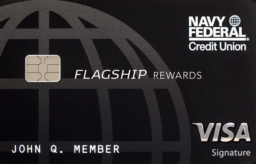 Visa signature flagship rewards credit card rewards