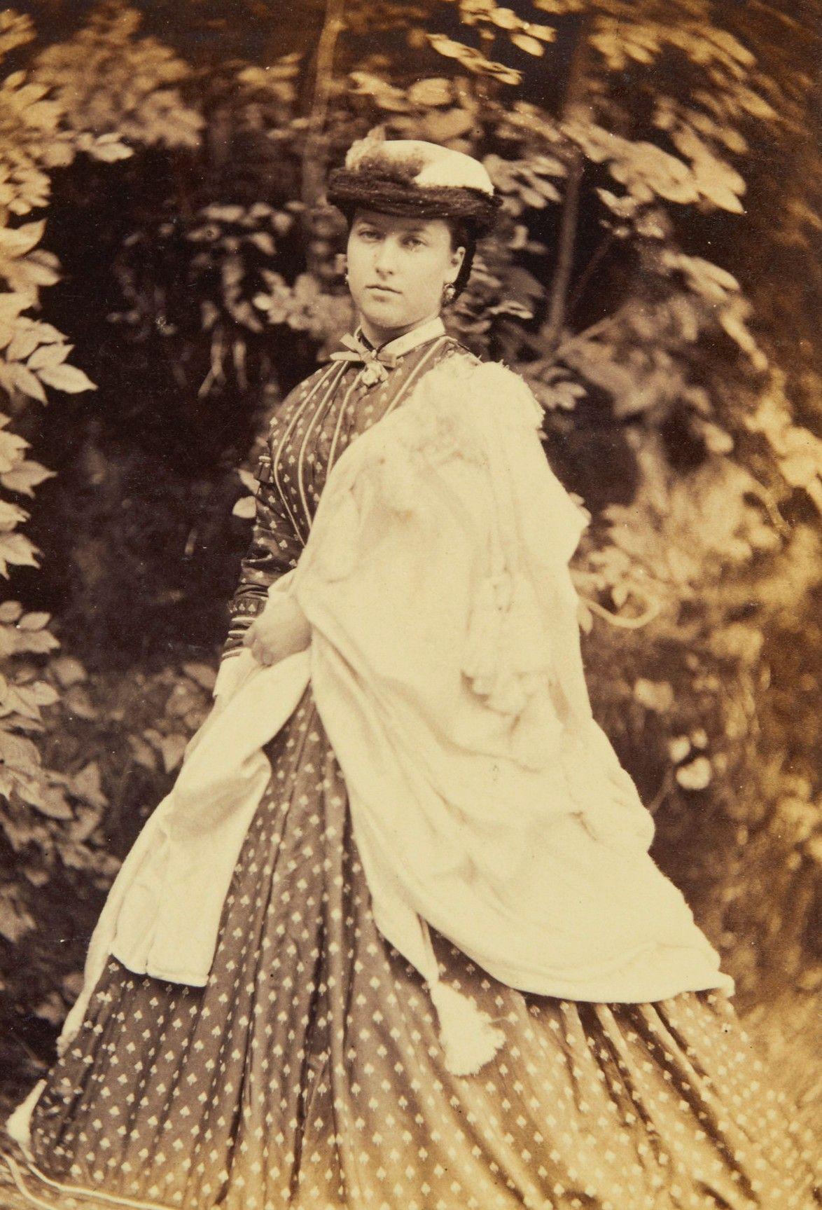 Princess Helena of the United Kingdom, August 1865. Aged