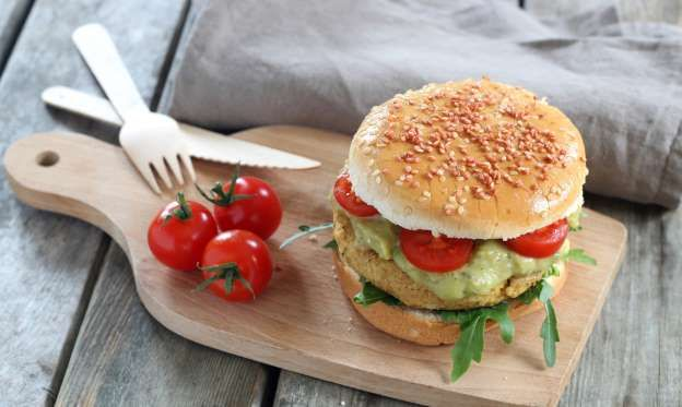 Veggie Hamburger