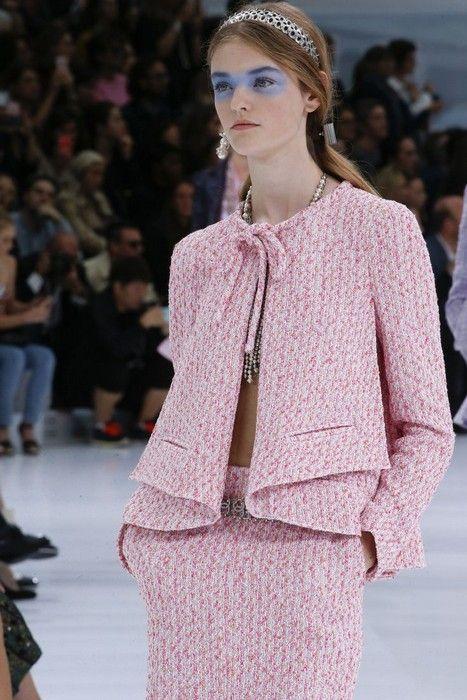 20 Looks with Fashion Designer Chanel Glamsugar.com Chanel