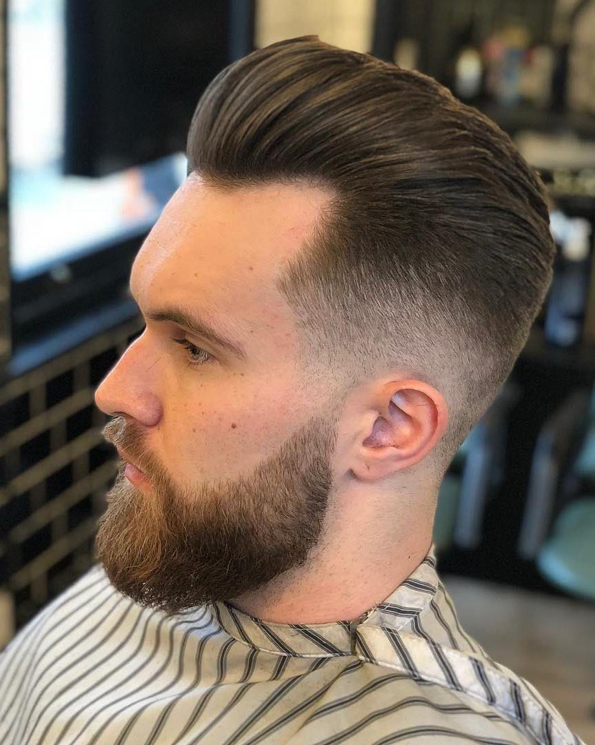 17 Latest Mens Slick Back Hairstyles Haircut Ideas Mens