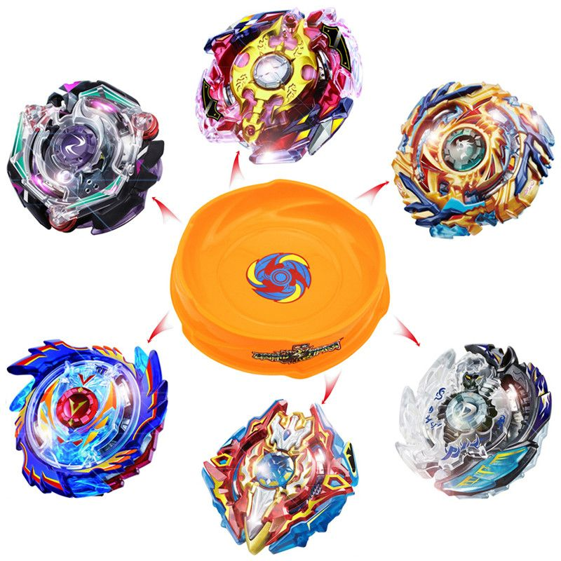 8 styles m tal beyblade burst jouets ar ne vente loisirs toupie pour enfants gyro disque steel. Black Bedroom Furniture Sets. Home Design Ideas