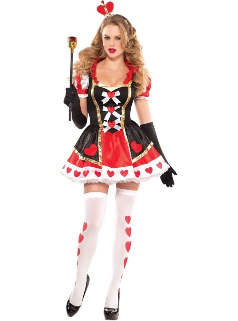Adult Charmed Queen Costume - Party City   cosmopolitan ...