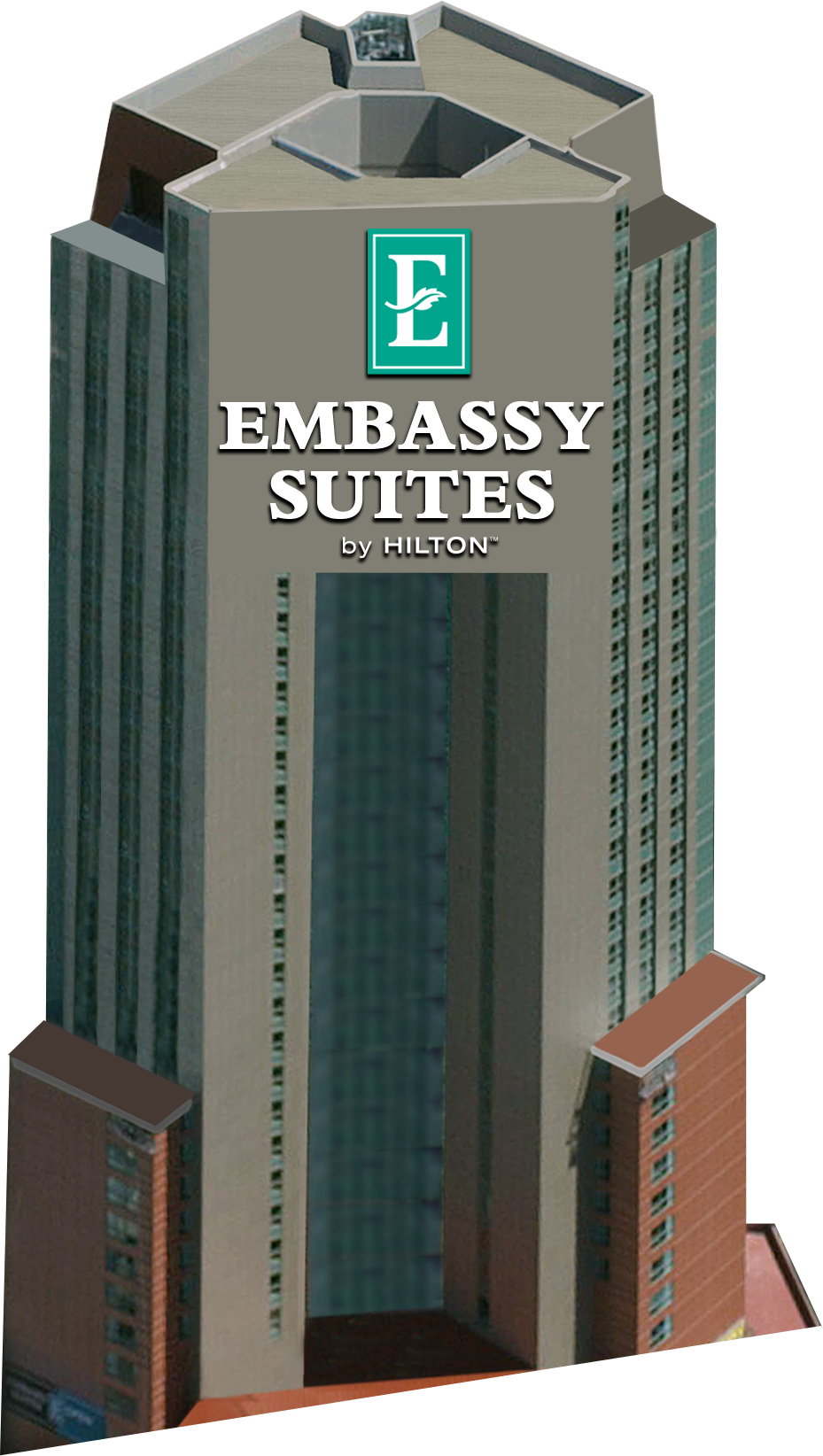 Niagara Falls Embassy Suites Fallsview Hotel Niagara Falls Hotels Embassy Suites Suites Niagara Falls Hotels