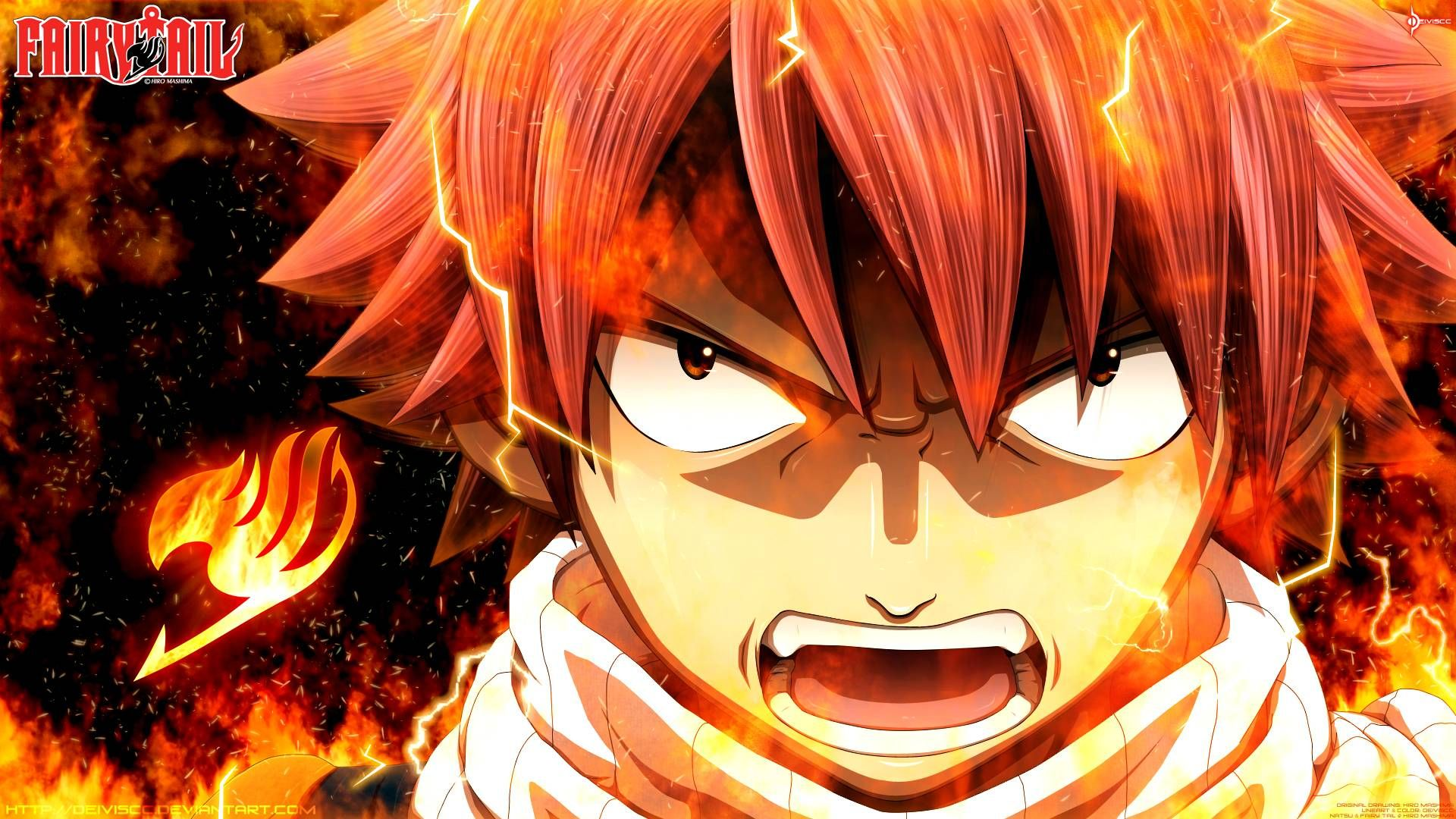 Natsu Fairy Tail By Andy On Series Books Comics Movies Fairy