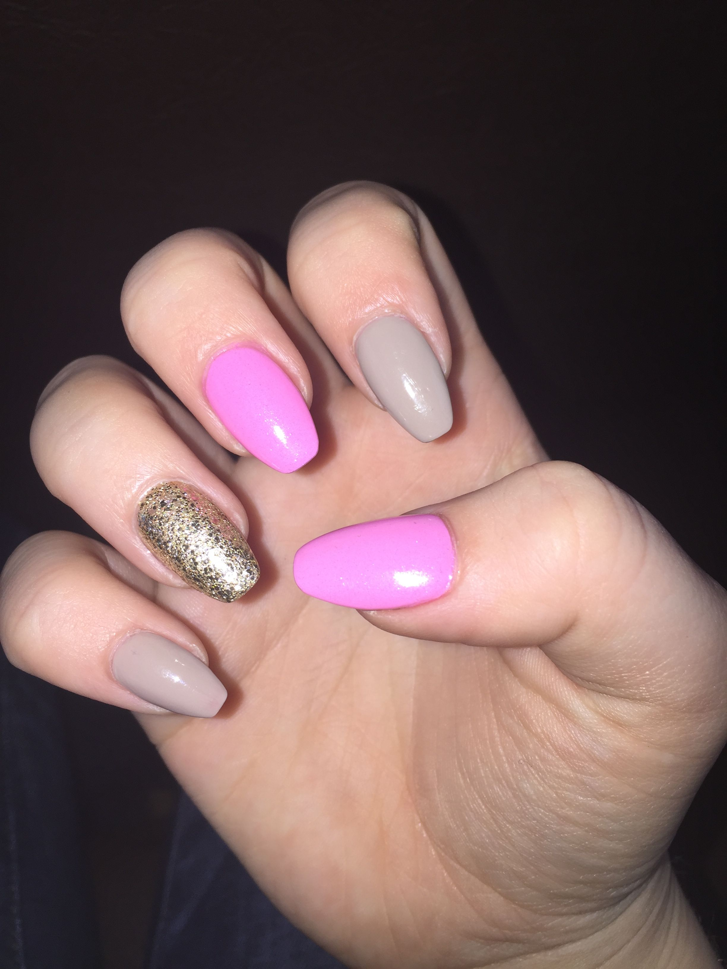 Coffin nails image by leah furkins on Nails | Nails, Coffin