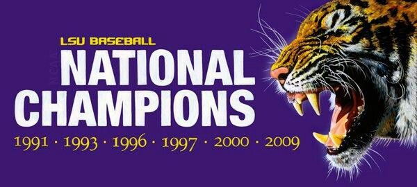 Image result for lsu baseball championship