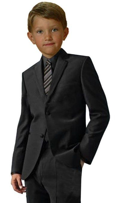 523f4f4f156 For the boys but a different color tie. Amazon.com  Gino Giovanni Formal  Boys Kids Dress Suit W Black Shirt From Baby to Teen  Clothing