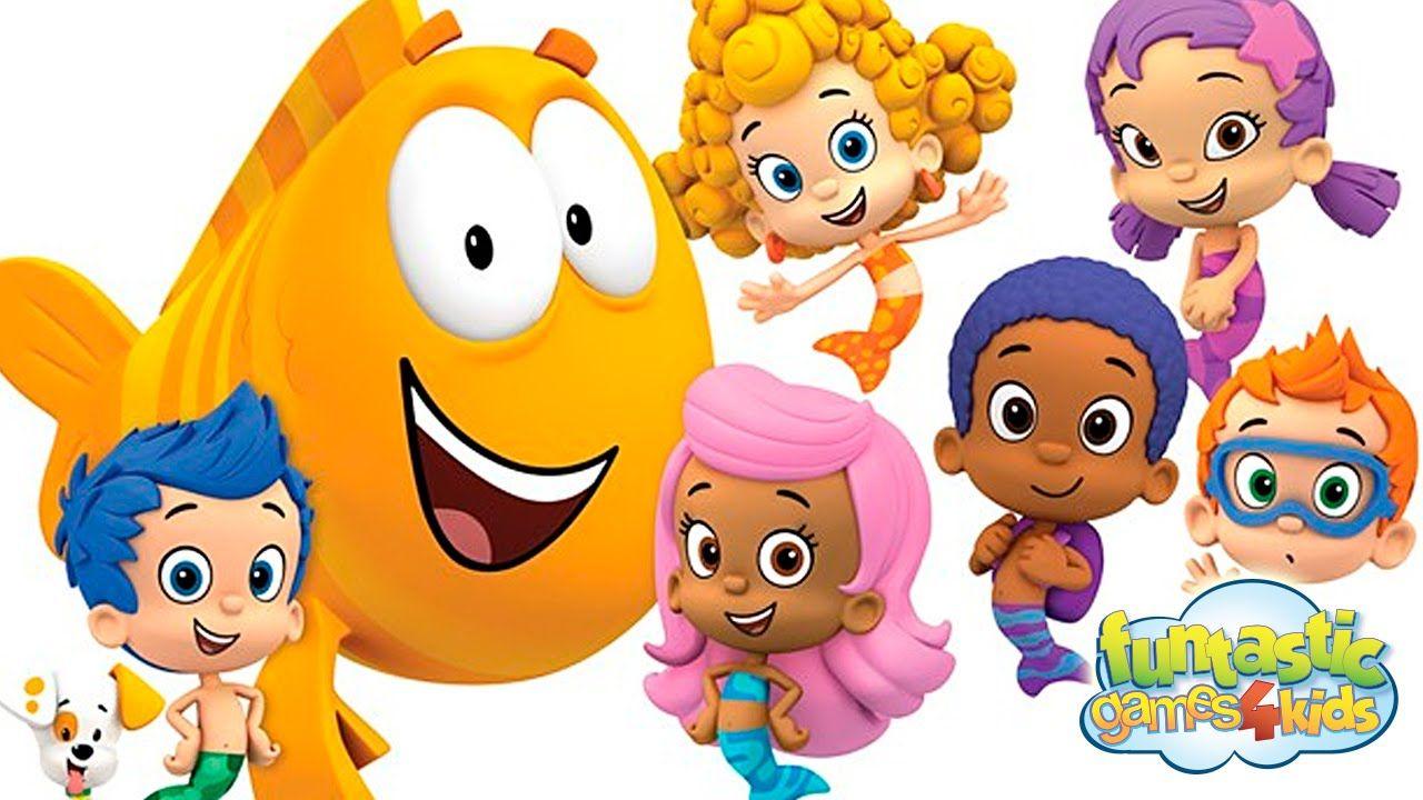 Bubble Guppies en español, episodios completos, Bubble Guppies ...
