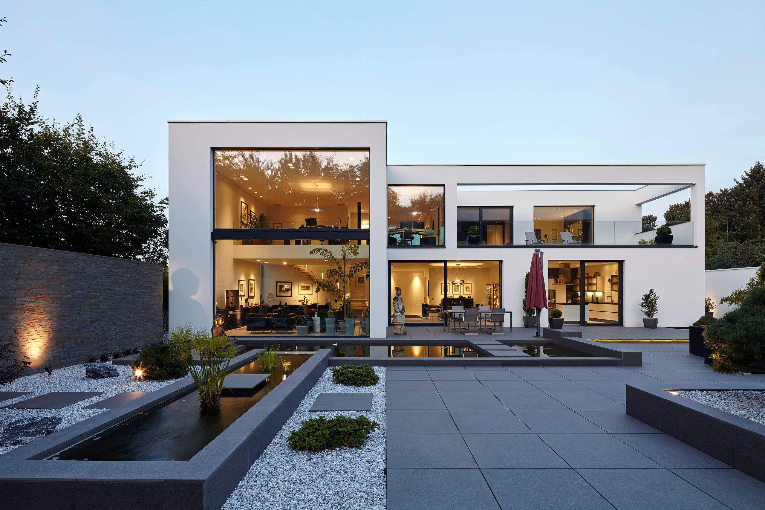 Casa Dormagen villa in dormagen by falke architekten house villas