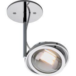 Photo of DeLight Logos Led Spot 1 Office semi-recessed light, brushed aluminum DelightDelight