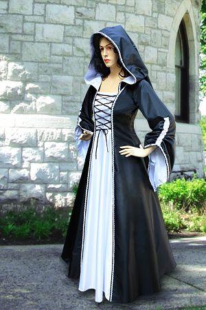 aa92cc5670 Medieval Gothic Dress Renaissance Celtic Irish Size XXL