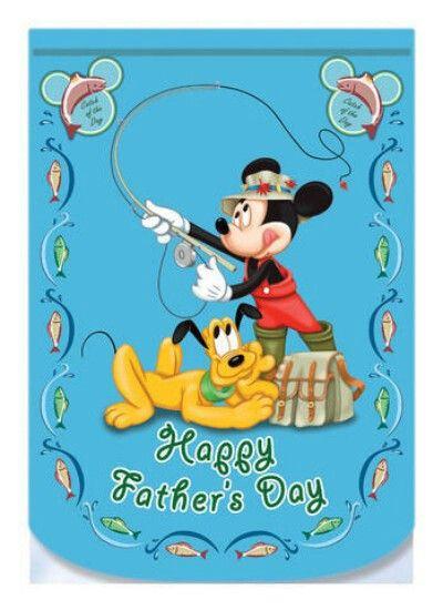 Mickey And Pluto Happy Father S Day Happy Father Tigger Winnie The Pooh Disney Fine Art
