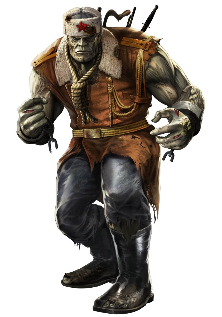 Injustice Red Son Dlc Solomon Grundy By Atomhawk Deviantart Com On Deviantart Solomon Grundy Grundy Injustice