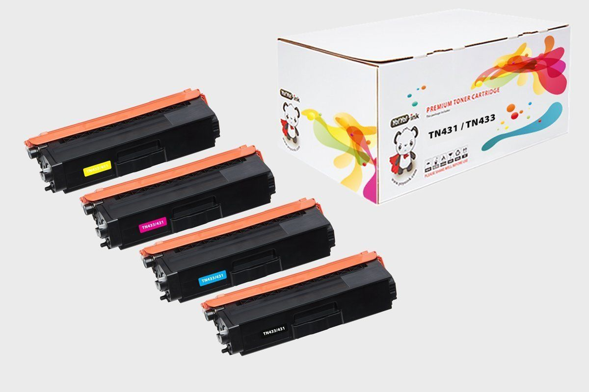 Brother Lc203 Xl Ink Cartridge 5 Pack Combo Yoyoink Ink Cartridge Brother Printers Multifunction Printer