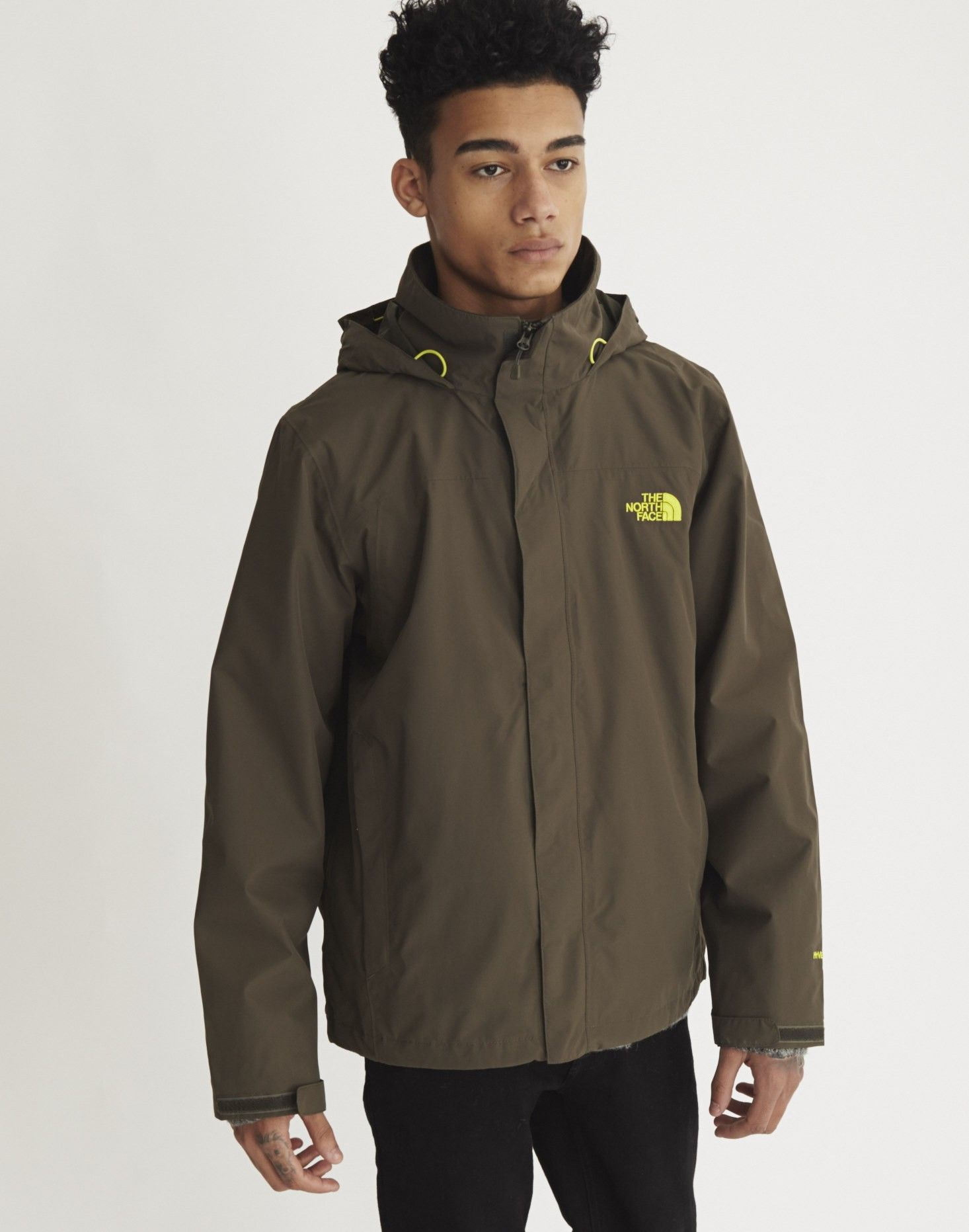 The North Face Sangro Jacket | Shop men's jumpers, sweaters and clothing at  The Idle