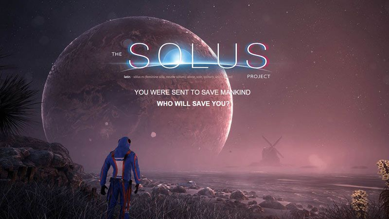 The Solus Project – Yeni Hayatta Kalma Oyunu