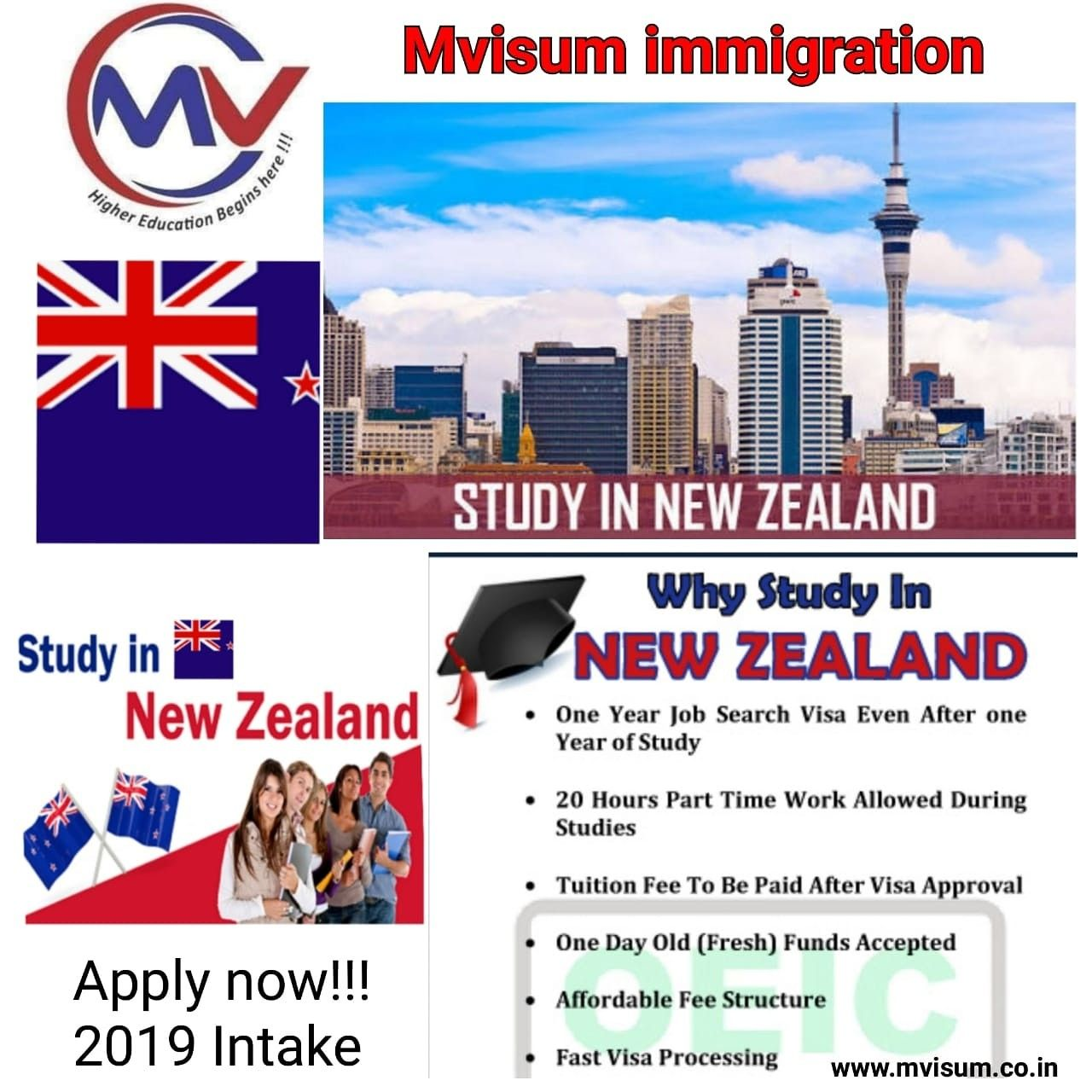 Tuition Fees After Visa Approval Study In New Zealand Tuition