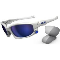 475c51447687c Oakley Split Jacket Polished White Mens Sunglasses - OO9099-03 ...