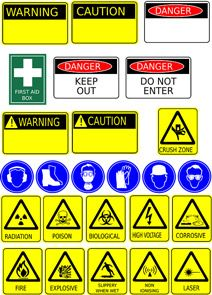 Health And Safety Officer Job Description Example Signage Safety Signs And Symbols Clip Art