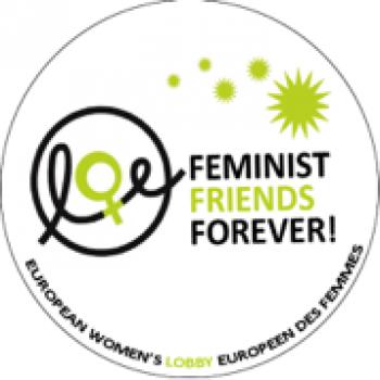 [Notice encyclopédique EHNE   Le Lobby européen des femmes (LEF)]   Logo du Lobby européen des femmes. Source : avec l'aimable autorisation du LEF.