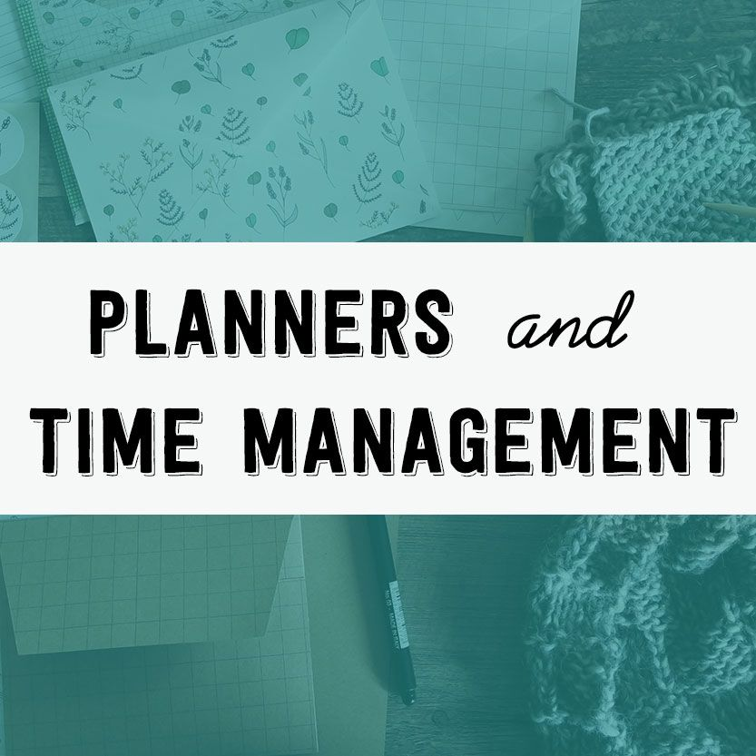 Pin by TIZZIT For Makers + Etsy Sel on Planners and Time
