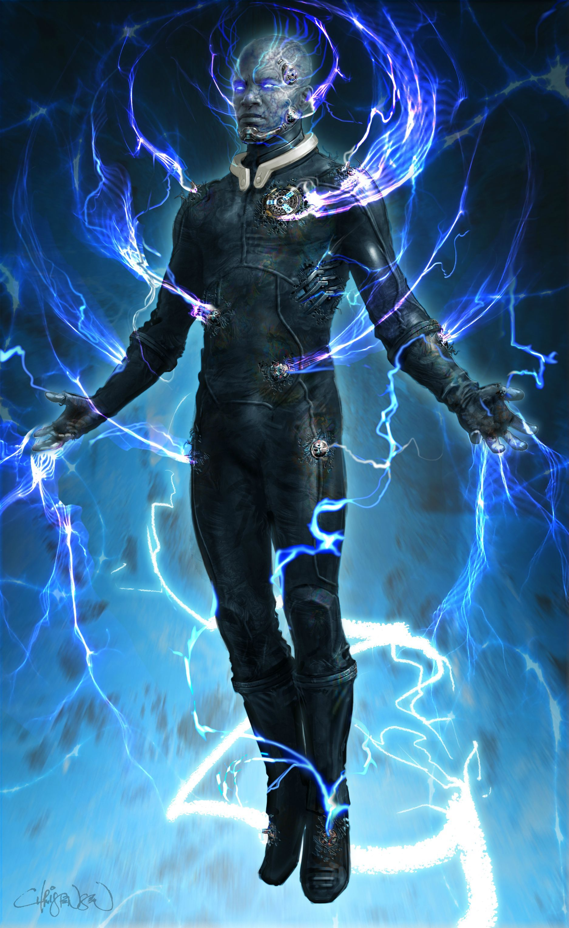 Ultimate Electro Blue
