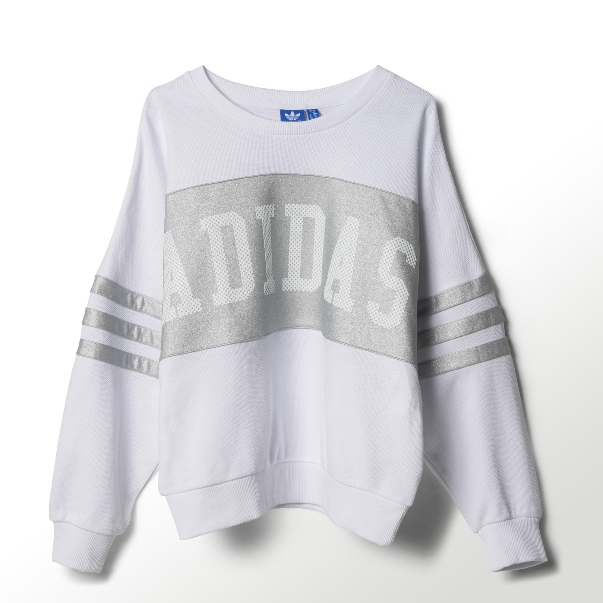 NEW! ADIDAS ORIGINALS NMD Crew Felpa Sweatshirt Sz Small
