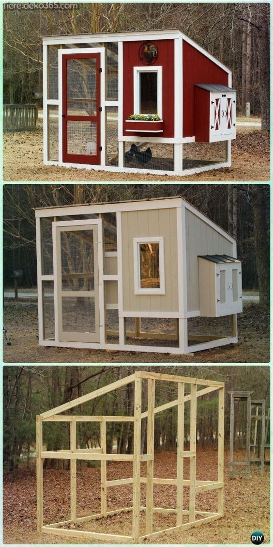 Tolle Einfache Ideen Pro Den Huhnerstall Chicken Coop Pallets Chicken Coop On Wheels Chickens Backyard