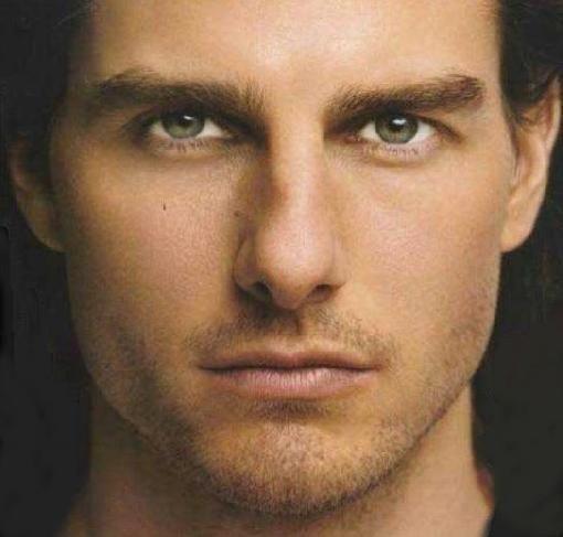 Tom Cruise Headshot Fotos De Homens Celebridades Masculinas Cruise