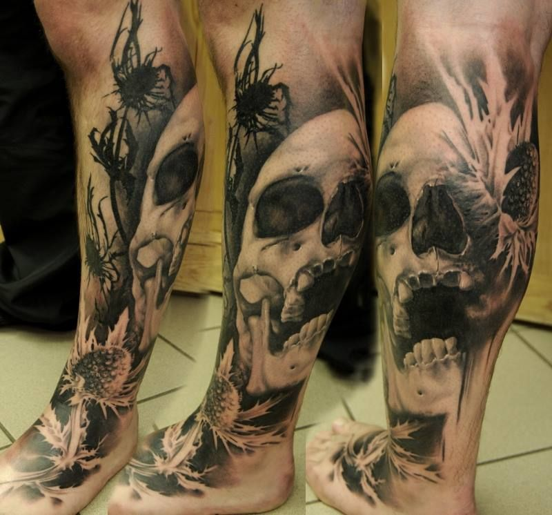 Realistische Tattoos Deutschland