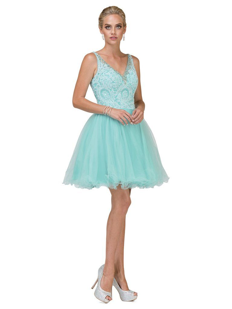 Dama Dress Style 2157 | Bodice, Aqua and Collection