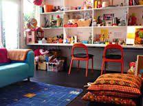 kleurige speelkamer