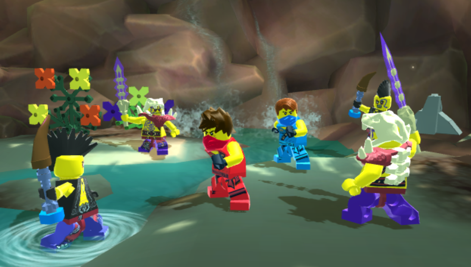 Legocom Videogames Lego Video Games Lego Ninjago Shadow Of