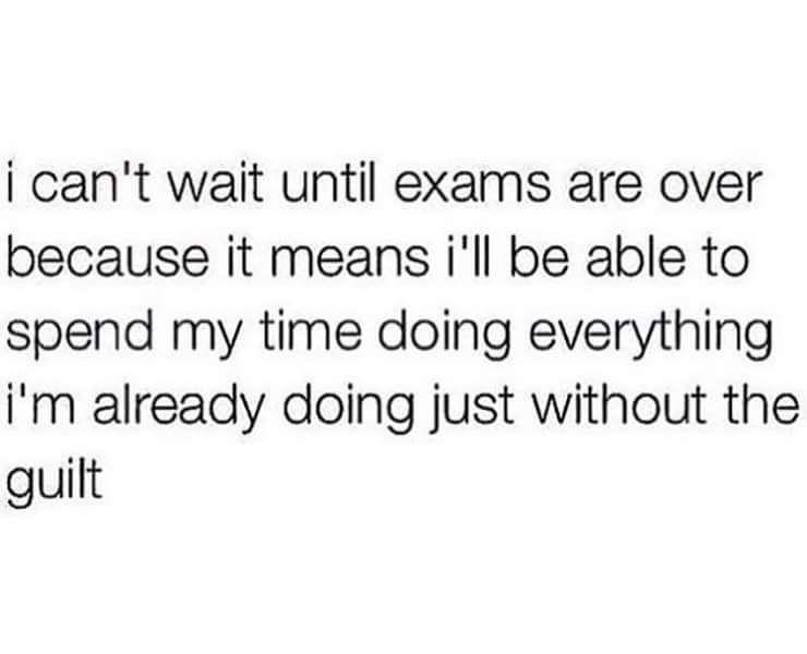 I'm not good at exam prep - LolSnaps